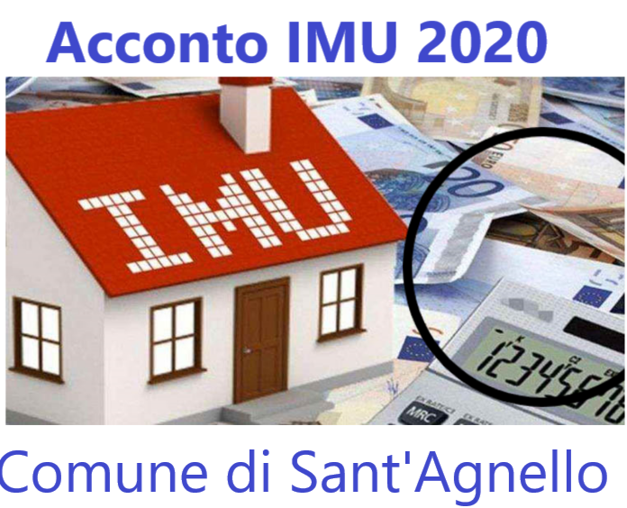 Acconto IMU 2020